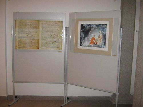 Sarajevska Hagada Kao Inspiracija Sinagoge Nis 04 03 2011 - EL MUNDO SEFARAD